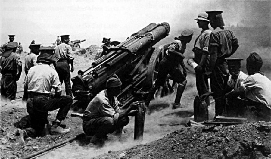 España en la I Guerra Mundial: los lugares relacionados con el conflicto