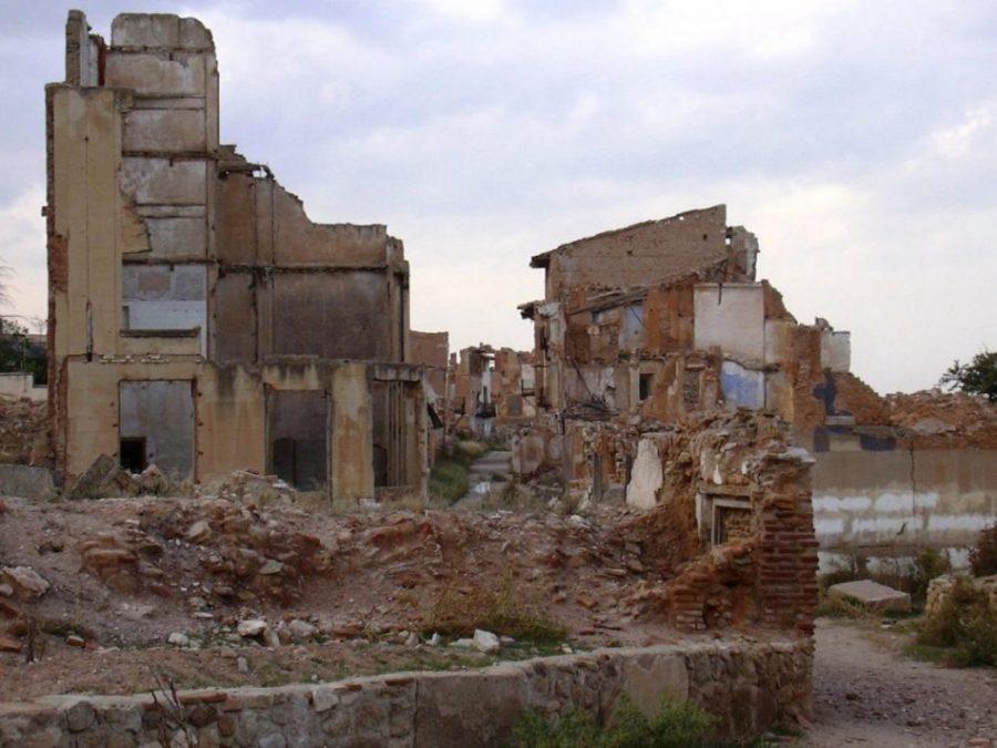 Belchite: el pueblo destruido por la Guerra Civil (Zaragoza)