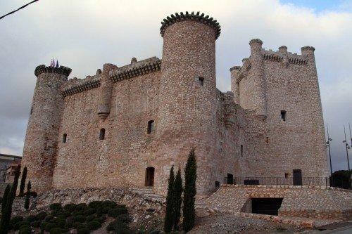 Torija y su castillo templario (Guadalajara)