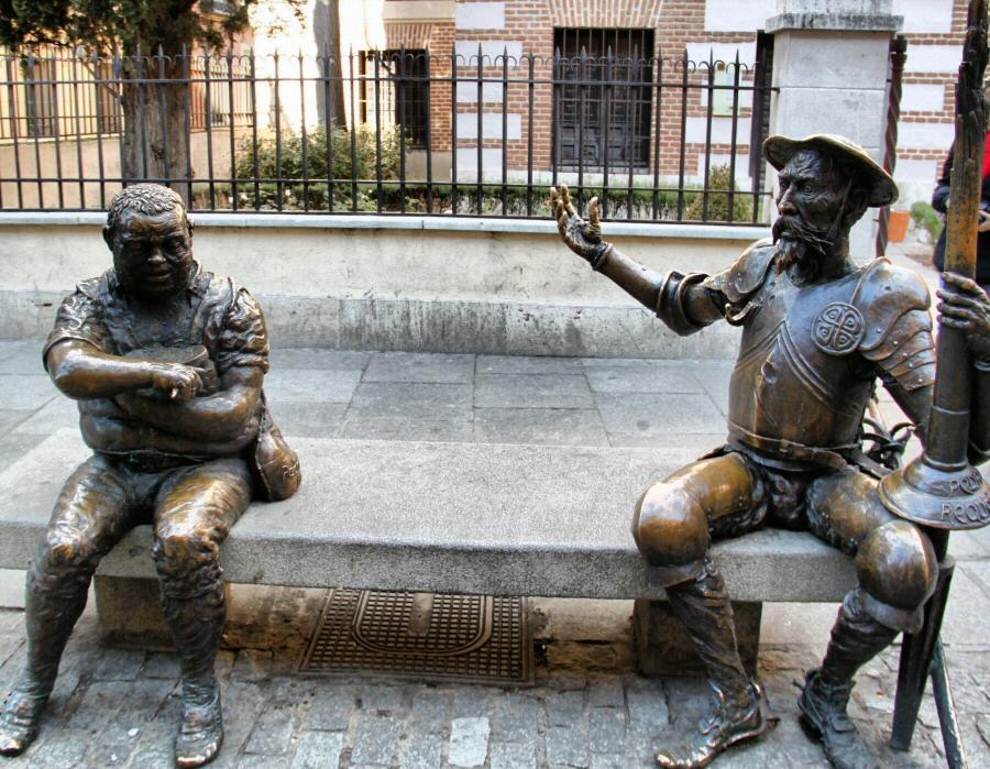 Alcalá de Henares, la cuna de Miguel de Cervantes (Madrid)