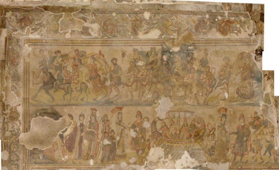 Mosaico romano de Noheda: el más grande de Hispania