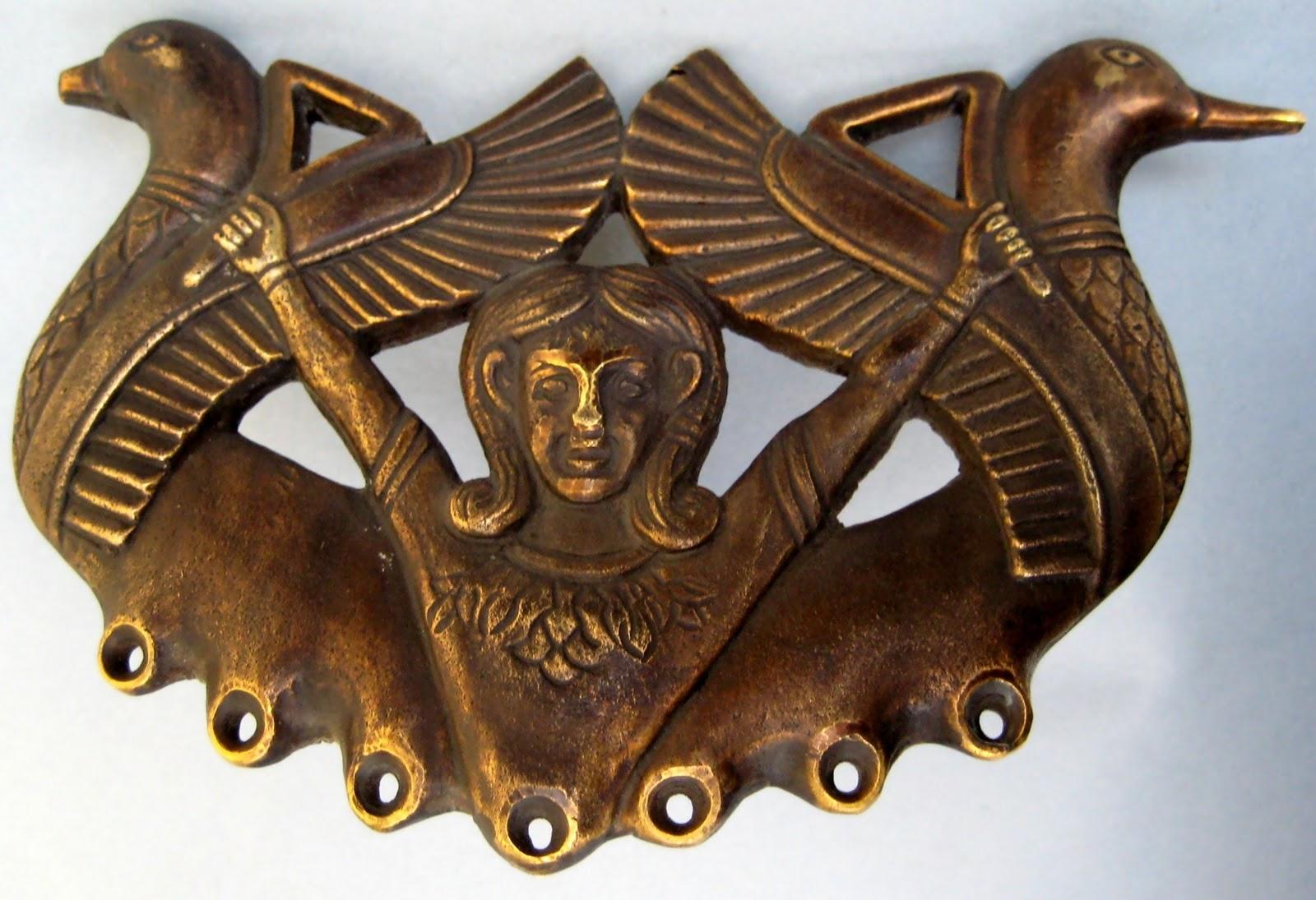 Bronce Carriazo - Ruta de las reliquias a través de la España Mágica