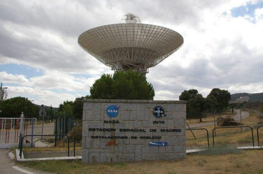 Historia de la NASA en España (Madrid)