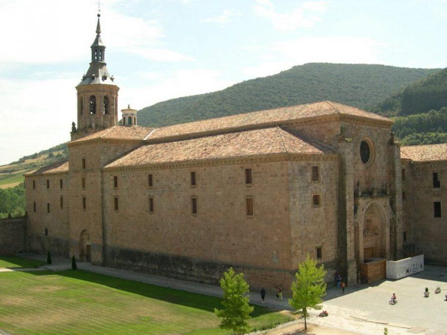 Monasterio de yuso lugares con historia for Biblioteca iglesia madrid