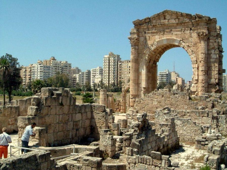 Tiro: el origen fenicio