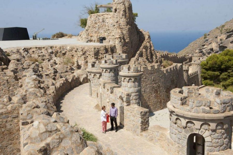 Castillitos de Cartagena y la defensa de un puerto clave
