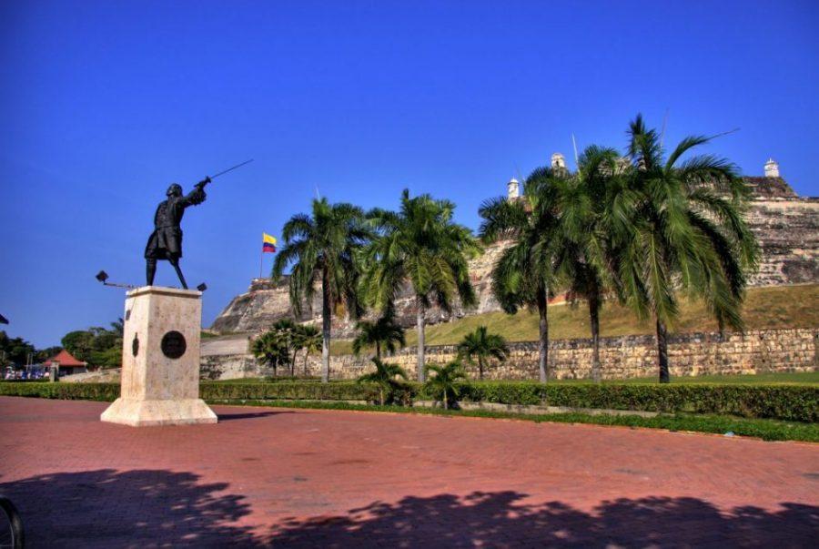 Castillo San Felipe de Barajas./Martin St-Amant