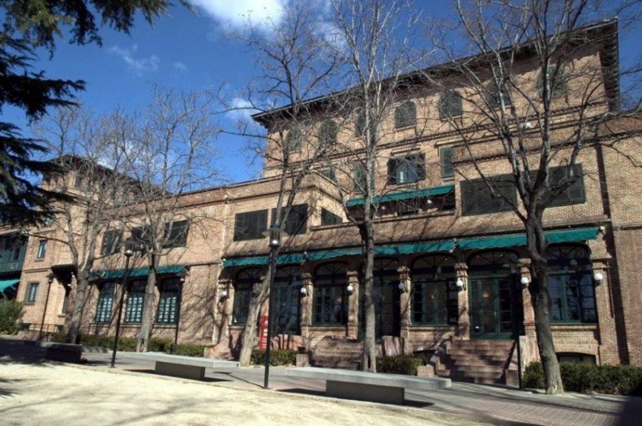 La residencia de estudiantes madrid lugares con historia for Residencia para estudiantes