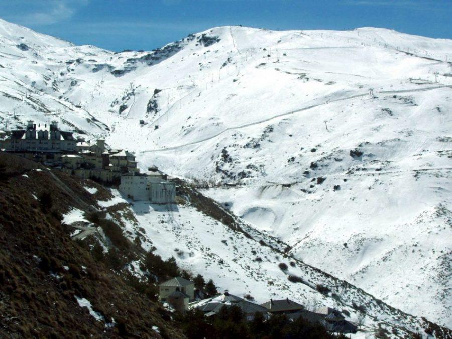 Sierra Nevada España Emijrp  - Sierra Nevada (Granada)
