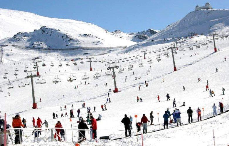 sierra nevada pistas - Sierra Nevada (Granada)