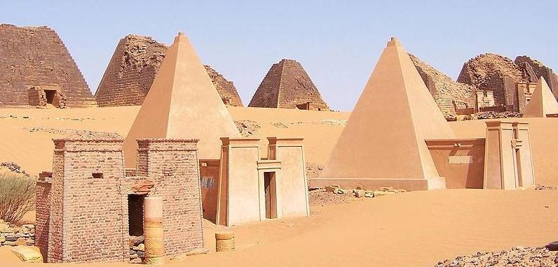 Nubia y los faraones negros (Egipto)