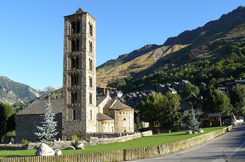 Valle de Boí: de excursión a la esencia del románico