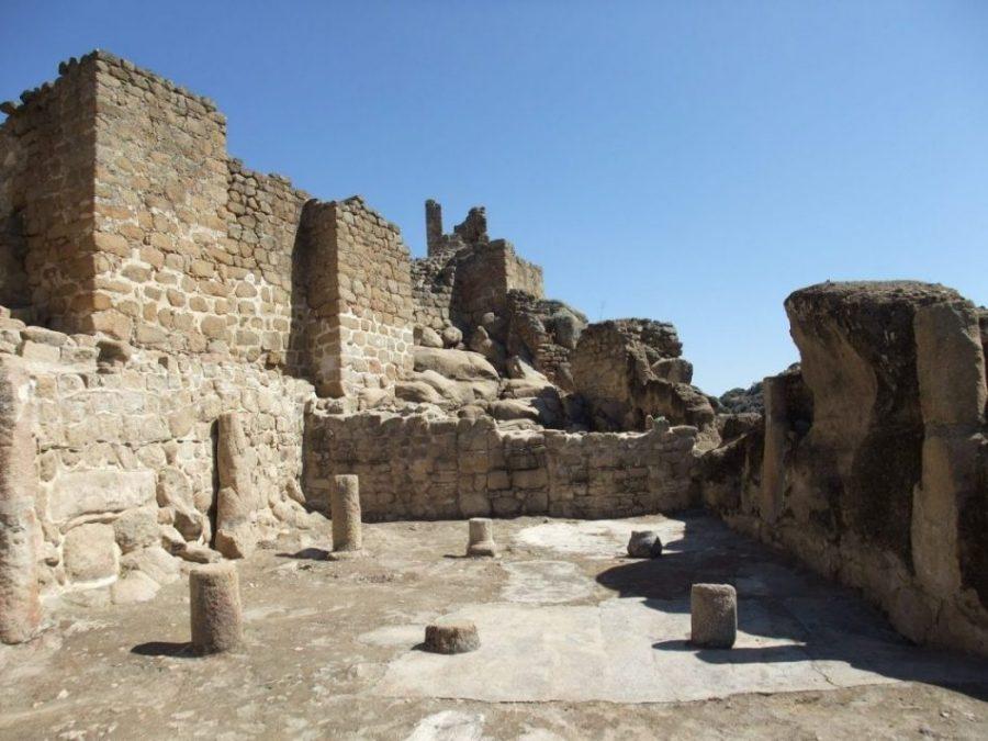 vascos - Ciudad de Vascos, un notable poso islámico en la Península (Toledo)