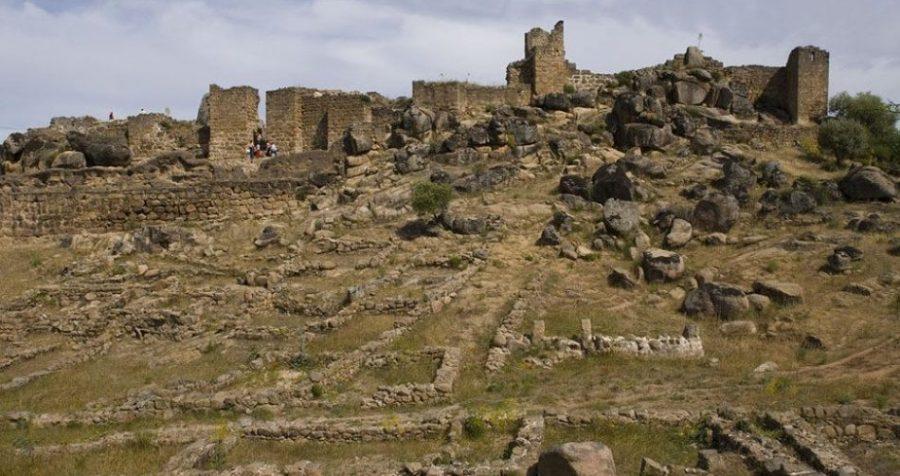 viaje al centro de la medina turismocastillalamancha.es  - Ciudad de Vascos, un notable poso islámico en la Península (Toledo)