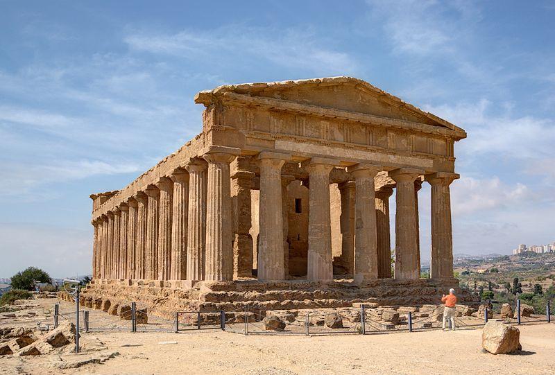 concordia_agrigento_lugares_historia