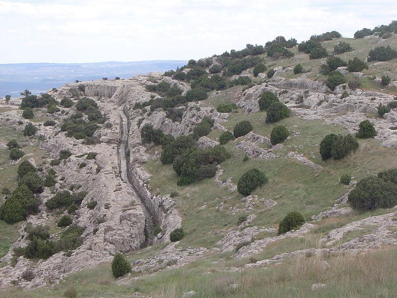 Castellar de la Meca (Valencia)