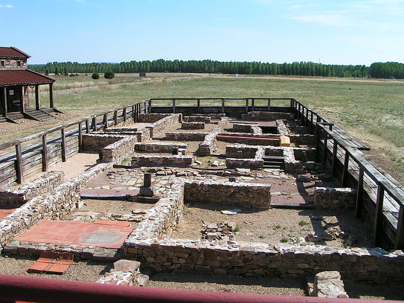 Petavonium Majemico  - Petavonium, el enclave de la Legio X Gémina (Zamora)