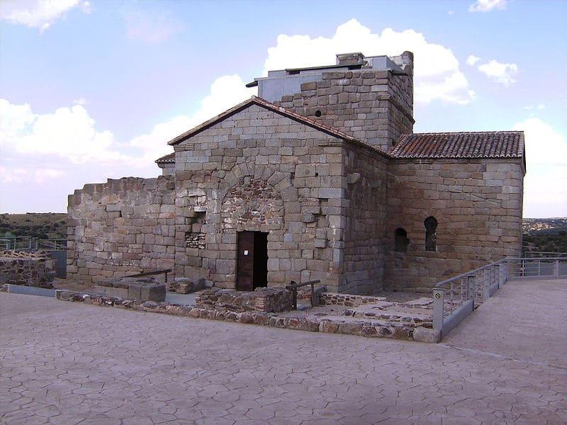 Santa María de Melque y el enigma de la Mesa de Salomón (Toledo)