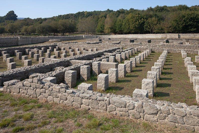 Baños Romanos Ourense: un campamento romano bajo las aguas (Ourense)