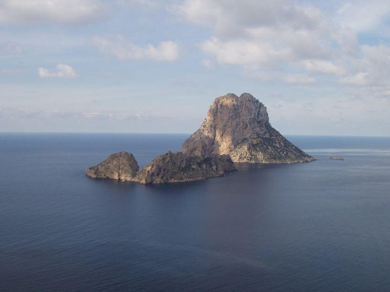 Es Vedrà, el Triángulo de las Bermudas español