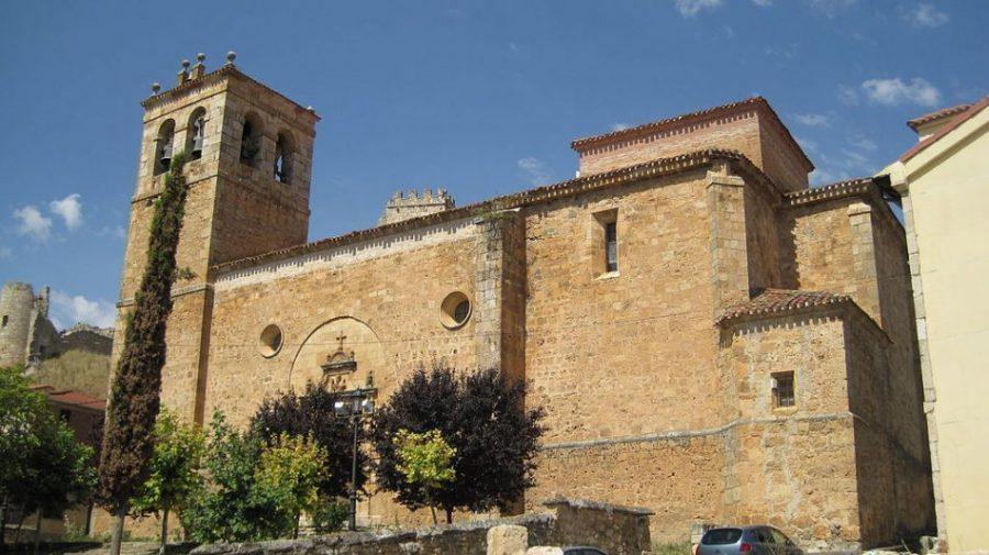 Iglesia de San Martín Coruña del Conde Rubén Ojeda - Coruña del Conde, la cuna de la aviación (Burgos)