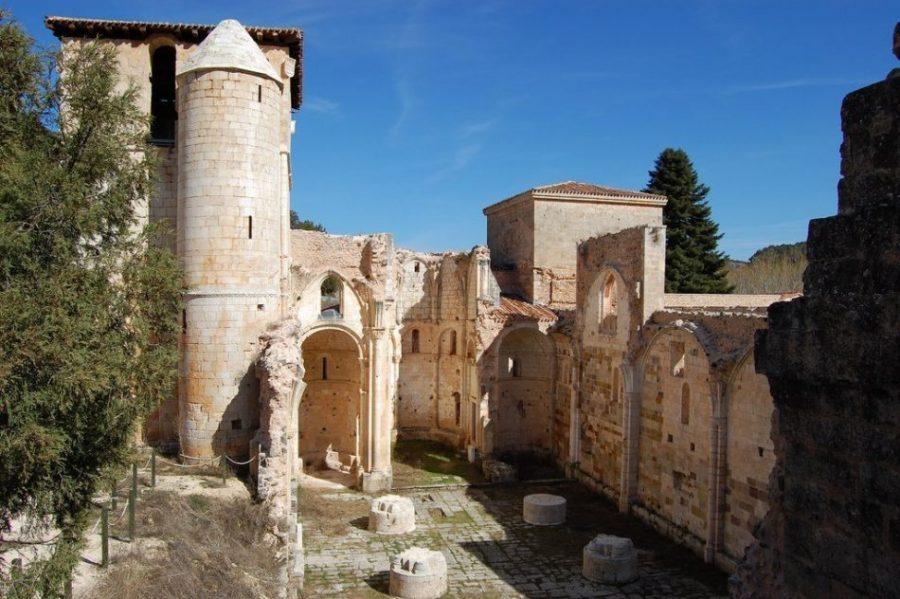San Pedro de Arlanza, la profecía que fundó Castilla