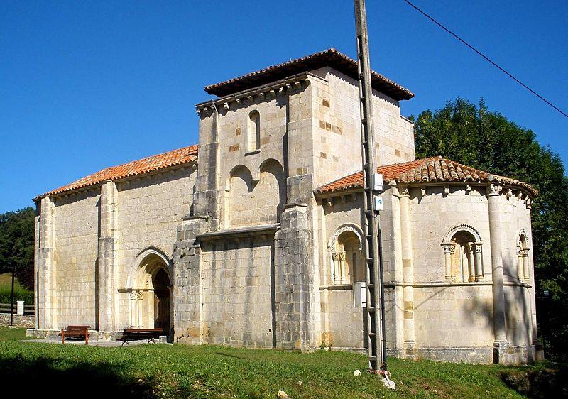 Santa María de Siones, todo un libro de simbología medieval (Burgos)
