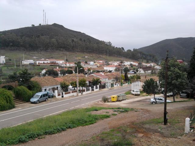 Sotiel Coronada y la leyenda de la muerte de Don Rodrigo (Huelva)