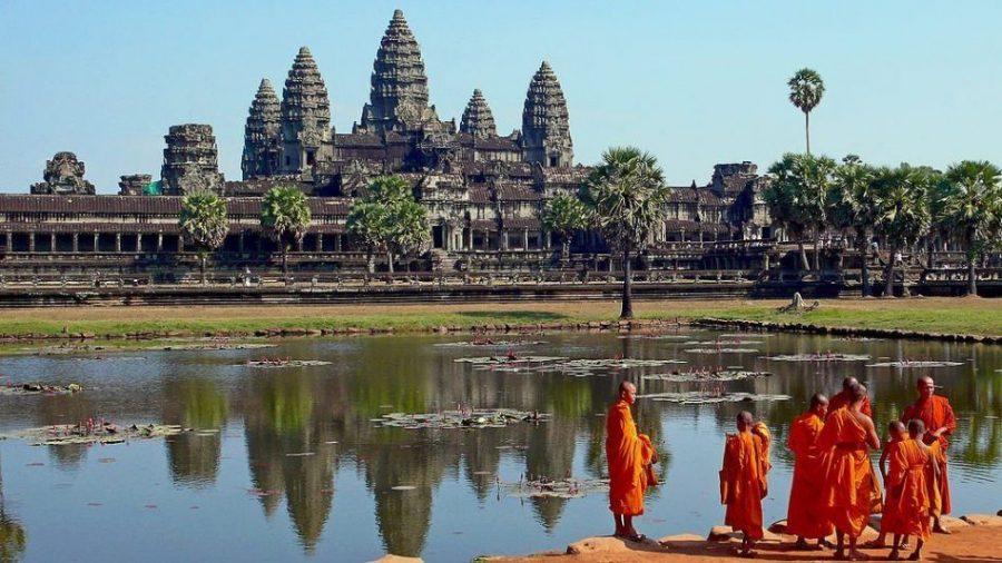 Angkor Wat: la ciudad perdida del antiguo reino de Camboya