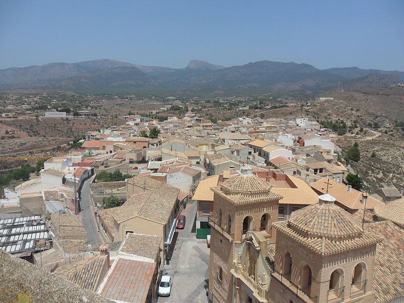 Aledo: el bastión que sirvió para tomar Granada (Murcia)