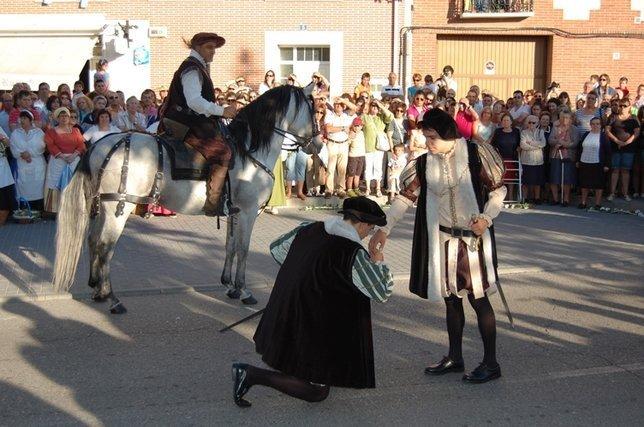 Mojados, el corazón del imperio español (Valladolid)