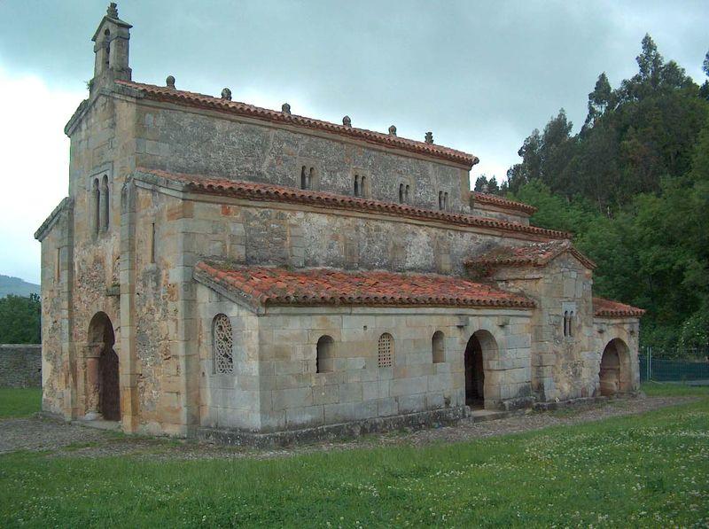 ¿Oculta la iglesia asturiana de Valdediós la Mesa de Salomón?