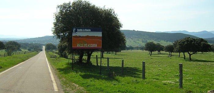 Un lugar de paso de los pastores trashumantes: el valle de Alcudia