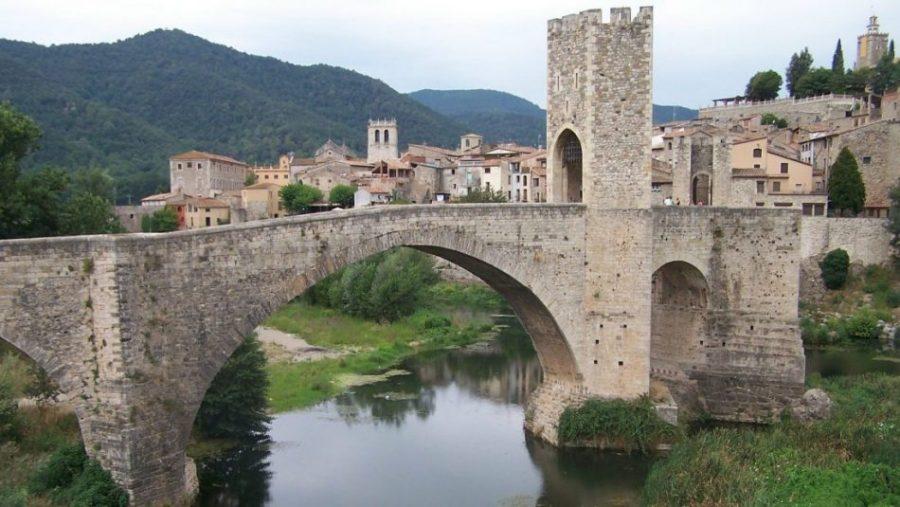 Los puentes medievales que sirvieron de plataformas militares