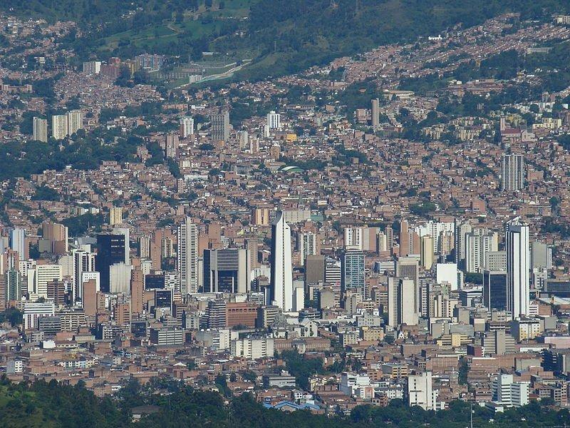Medellín, una de las ciudades más innovadoras del mundo (Colombia)