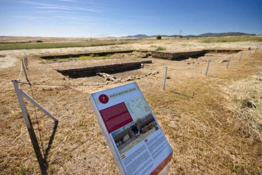 Castra Caecilia, el campamento romano de Cáceres el Viejo