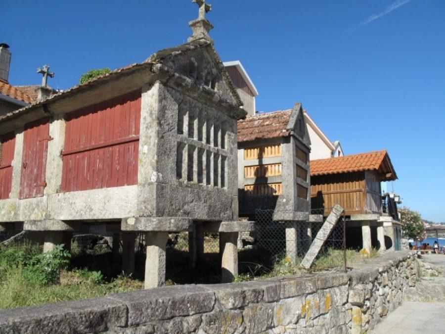 Combarro tierra de casas marineras h rreos y cruceiros pontevedra lugares con historia - Poio pontevedra que ver ...