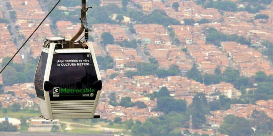 metrocable medellin - Medellín, una de las ciudades más innovadoras del mundo (Colombia)