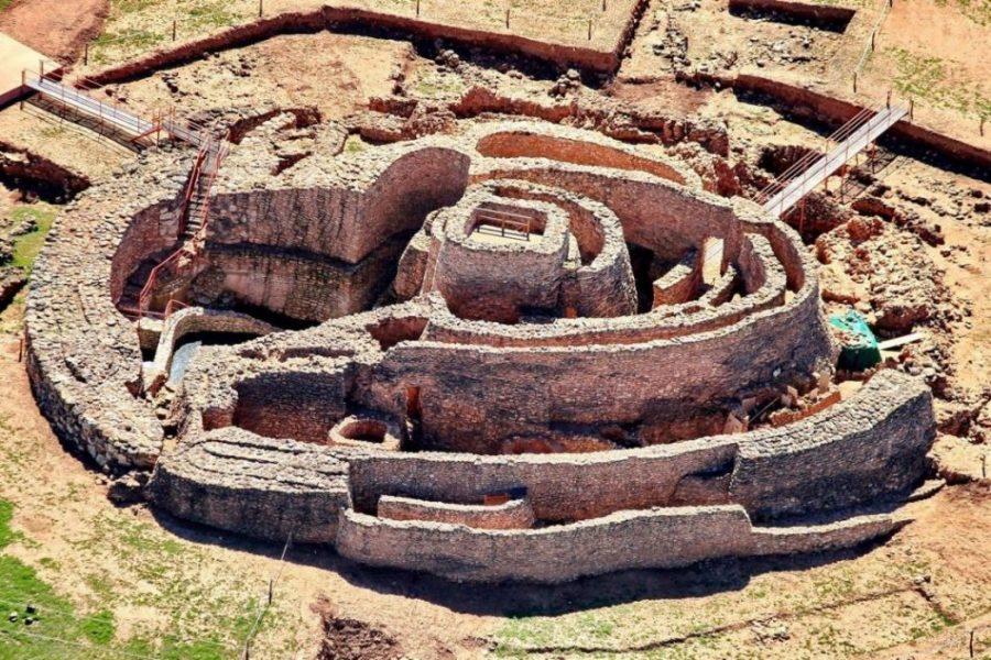 Motilla del Azuer, el pozo más antiguo de la Península Ibérica