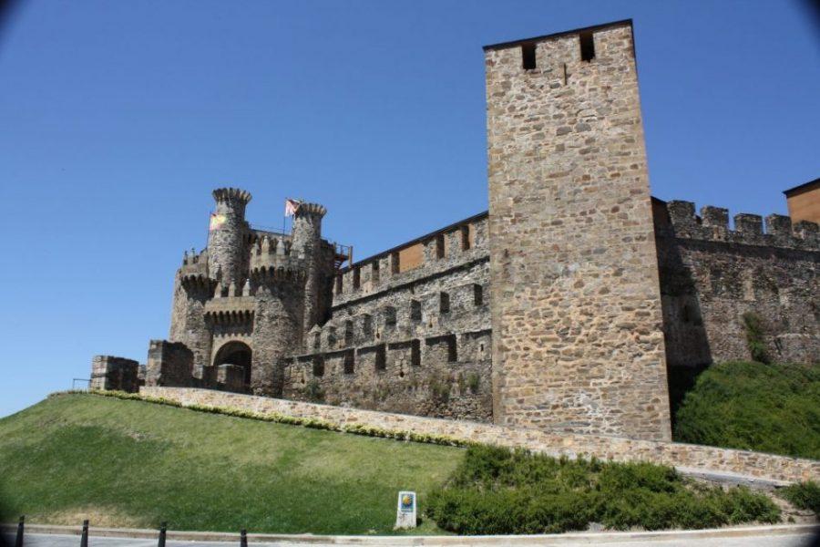 ¿Esconde el castillo templario de Ponferrada el Arca de la Alianza?