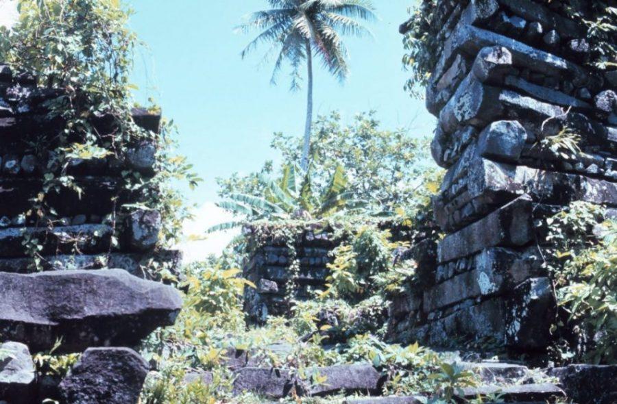 Nan Madol, la enigmática ciudad de basalto