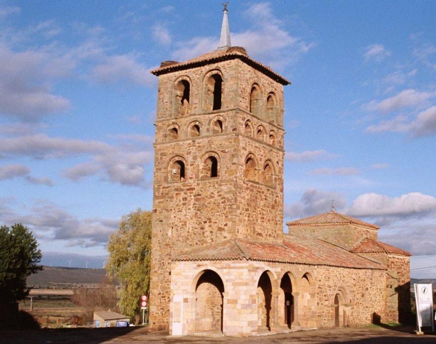Tábara, escuela de copistas y beatos rodeada de lobos (Zamora)