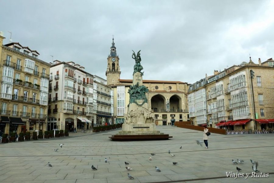 plaza_virgen_vitoria_lugares_historia