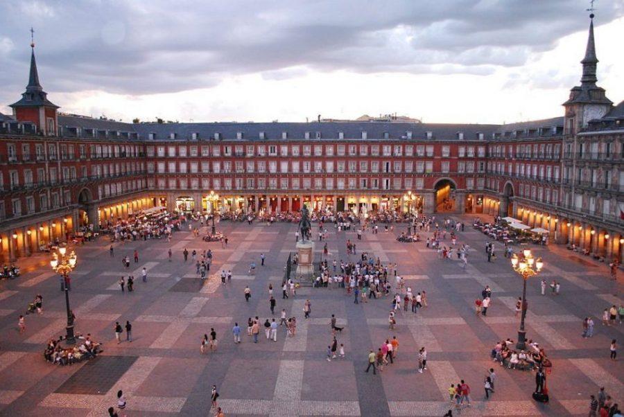 Las plazas de España con más historia