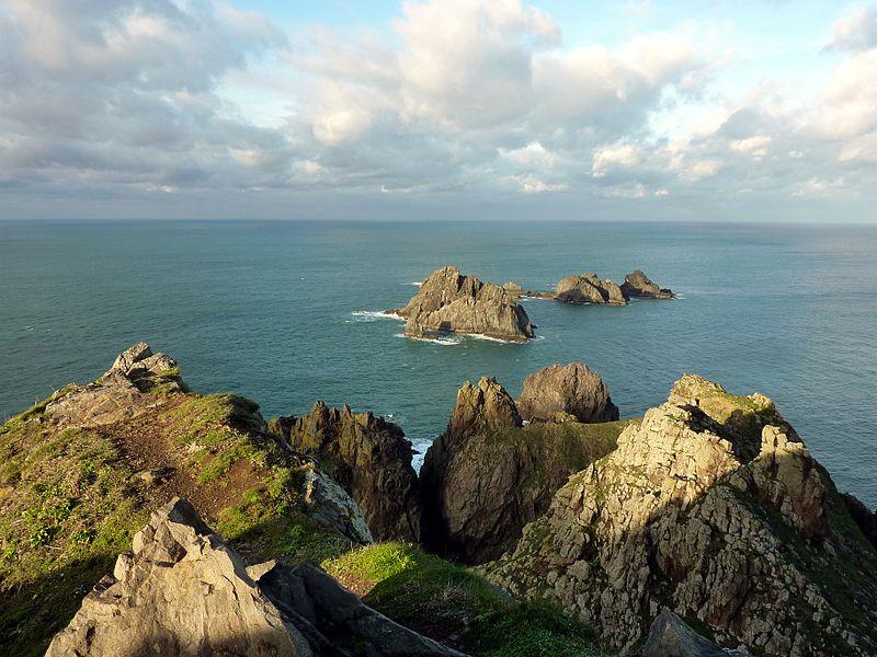 Las rocas más antiguas de la Península