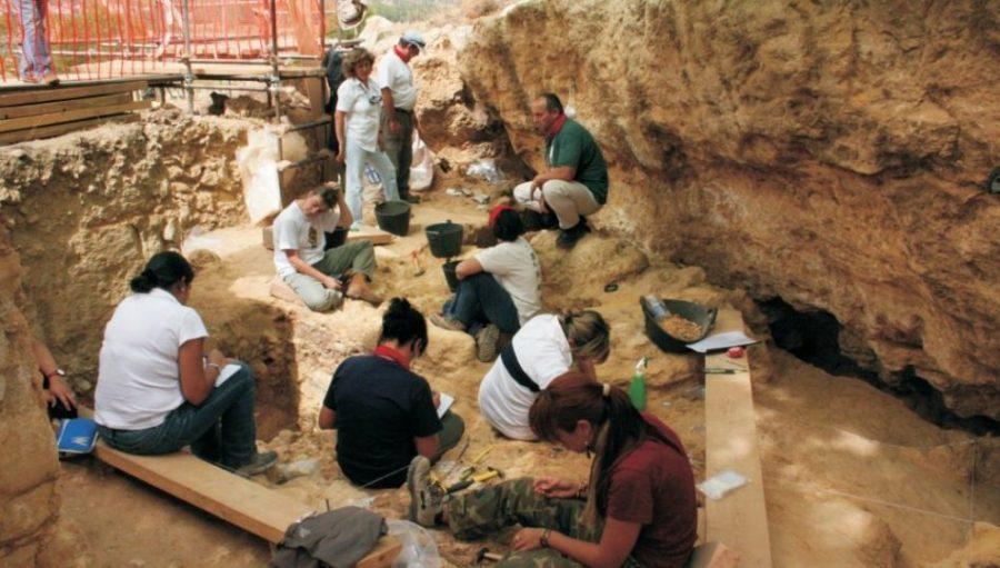 El valle de los neandertales (Madrid)