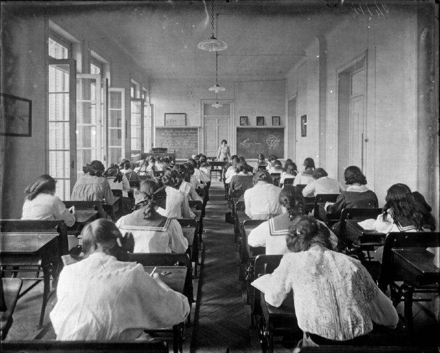 Mujeres como Victoria Kent o xxx se formaron en la Residencia de Señoritas.