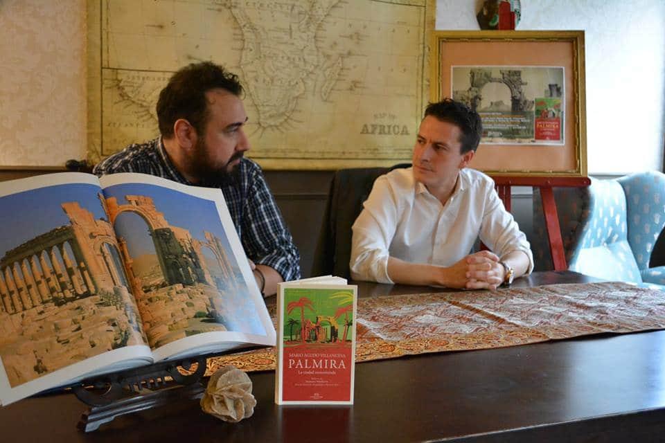 """Mario Agudo: """"La clave de que Macedonia se convirtiera en un imperio es por Filipo II"""""""