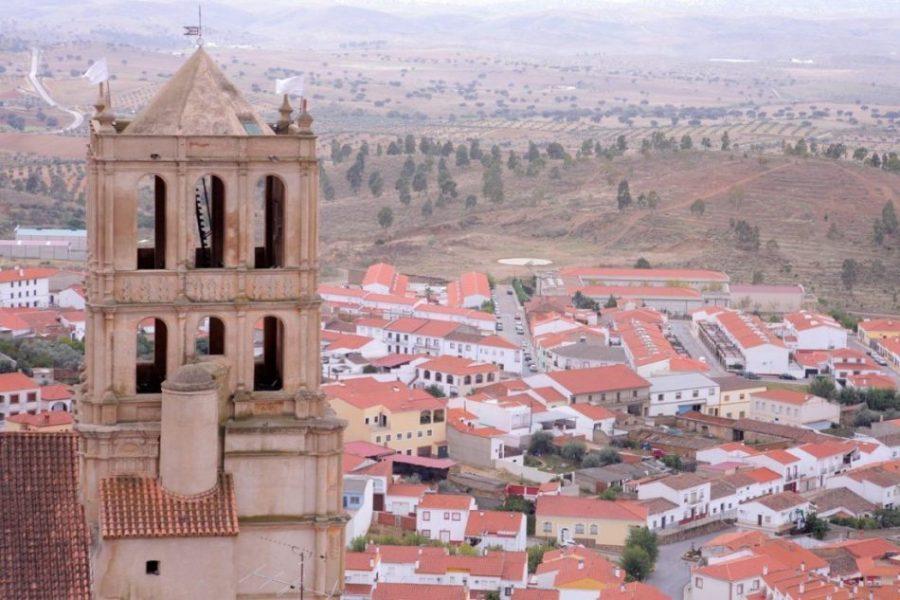 La población mudéjar más numerosa de Castilla estuvo en Hornachos