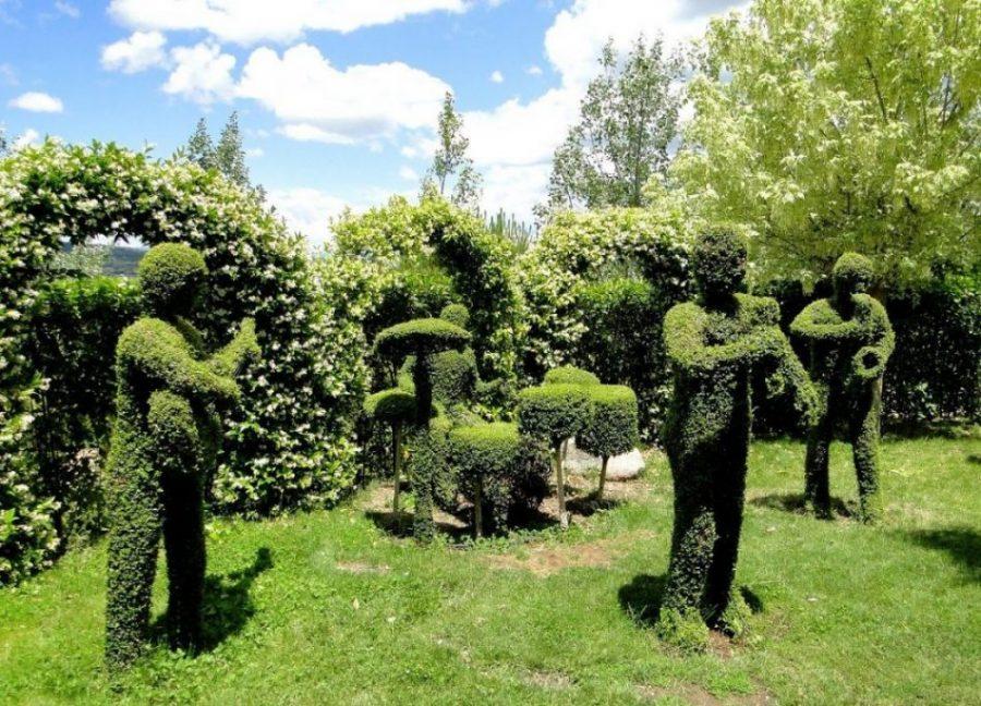 Un jardín botánico único en Europa